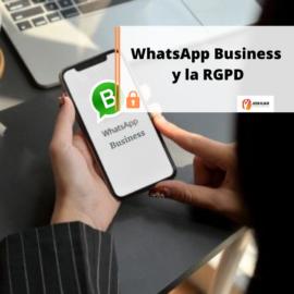 Whatsapp business y la RPGD