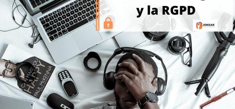 desconexión digital y la RGPD